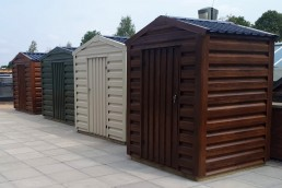 group sheds