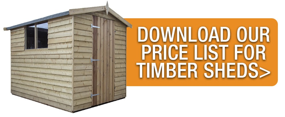 Y TIMBER SHEDS