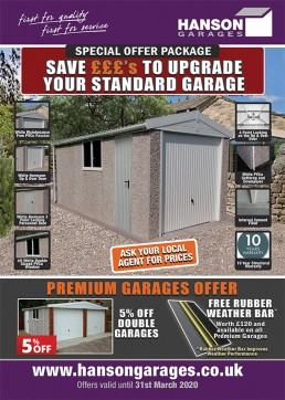 concrete offers garages